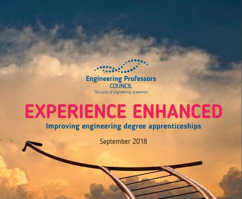 The Engineering Professors' Council calls for changes to degree apprenticeships