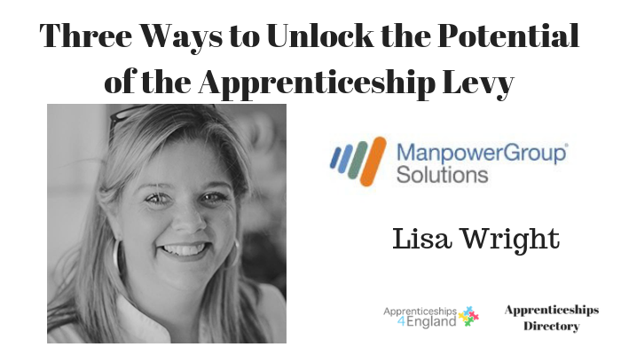 Three Ways to Unlock the Potential of the Apprenticeship Levy - ManpowerGroup Solutions