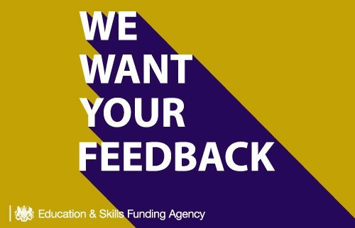 Employers that don't pay the apprenticeship levy, please take part in our #UserResearch survey to help us design a service that meets your needs