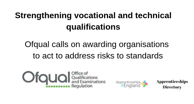 Strengthening vocational and technical qualifications