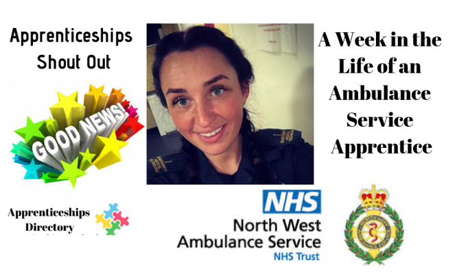 A Week in the Life of an Ambulance Service Apprentice