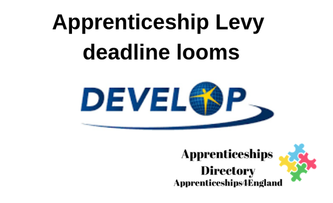 Apprenticeship Levy deadline looms