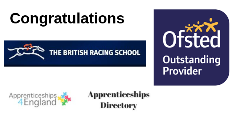 BRITISH RACING SCHOOL IS RATED OUTSTANDING BY OFSTED