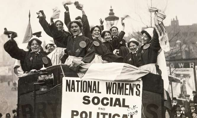 100 women on 100 years of voting